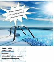 Pool closing special only 225.00!!! and more