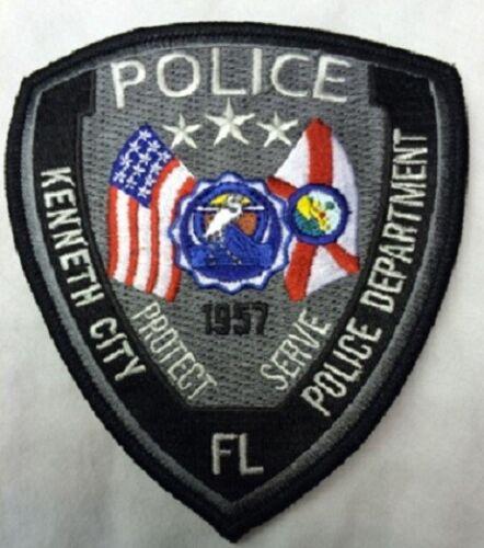 Keneth City Police State Florida FL NEAT