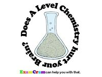 Online Tutoring A Level Chemistry, GCSE Maths, Physics, Chemistry, Biology & Double Award Science