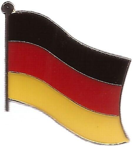 LOT OF 12 Germany Flag Lapel Pins - German Flag Pin