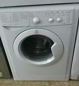 (refurbished) Indesit IWC6145 6kg washing machine - White