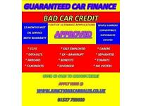 DIESEL VOLKSWAGEN PASSAT 1.9 TDI SE ESTATE 2008 08 GUARANTEED CAR FINANCE BAD