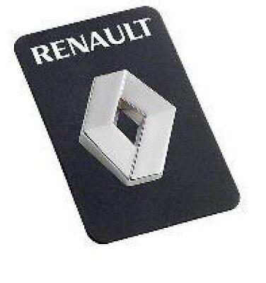 Genuine Renault Diamond Lapel Pin Badge