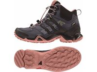 Adidas Terrex Swift R Mid GTX Women's Walking Shoes