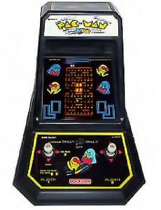 wanted tiny and coleco tabletop arcades