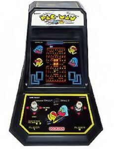 WANTED COLECO MINI ARCADES