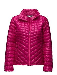 Veste The North Face Thermoball Rose Fushia Medium Neuve