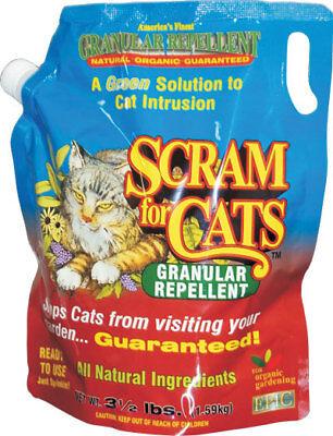 Enviro Pro 15003 Scram For Cats Shaker Bag, 3.5 Pounds