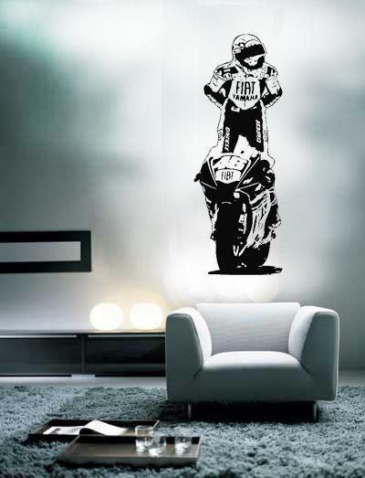 deko tipp wie wand tatoos und schablonen das raumgef hl. Black Bedroom Furniture Sets. Home Design Ideas