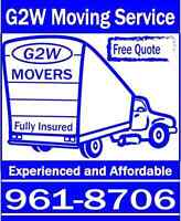Moving and Delivery 70.00/hour truck and movers