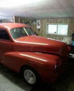 1947 Pontiac Coupe