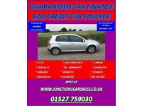 DIESEL GOLF 1.9 TDI MATCH VW 2008 08 GUARANTEED CAR FINANCE BAD CAR CREDIT
