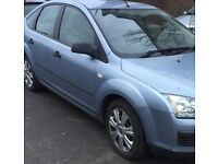 Ford Focus 1.6 Petrol 2006 Breaking for parts