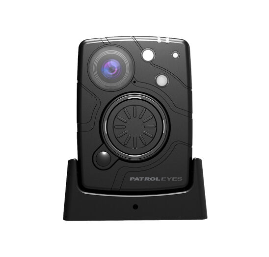 PatrolEyes WiFi HD 1296P 32MP Infrared Police Cam Military Body Camera SC-DV10