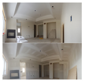DRYWALL, TAPING,