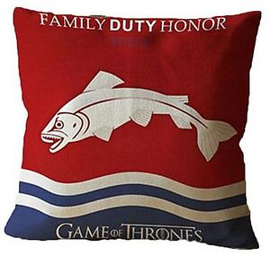 Brand New- Game of Thrones Decorative Pillow Covers Sarnia Sarnia Area image 1