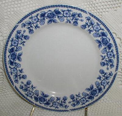 Farberware Blue Chintz 211 Salad Plate Plates Dishes