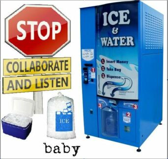 3 x Ice and Water Vending Machines - buy 1 or all 3 Ascot Belmont Area Preview