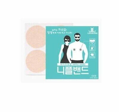 104pcs Premium OriginalNippleBand Manner patch Portable Pad Sticker_ig