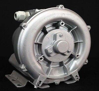 Regenerative Blower - 3 Phase - 1 Stage - 110 Cfm - 1 14 Hp - 64 Db - 5060 Hz