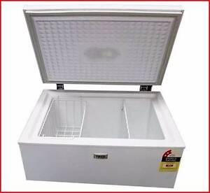 New Chest Freezer 145 Litre Model TCF145WMD. 2 Year Warranty Ipswich Region Preview