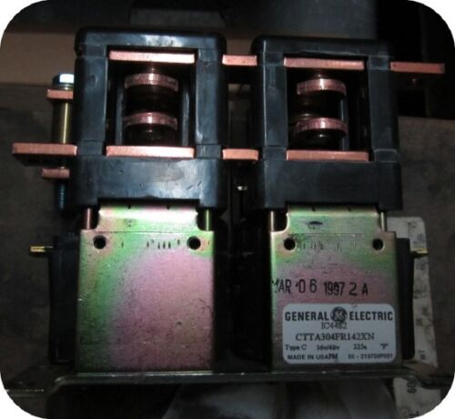 300A 48V Reversing Contactor GE IC4482CTTA304FR142XN Hyster-1308923 Clark 915630