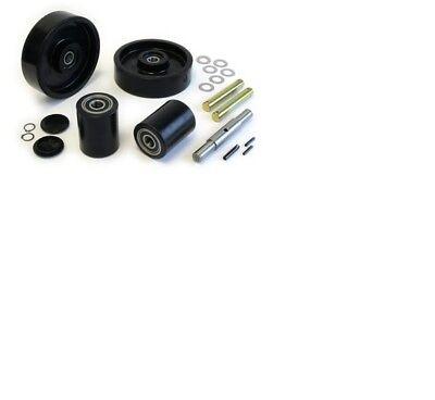 Doosan Hpt28 Pallet Jack Complete Wheel Kit