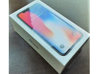 iphone x 256gb factory unlocked brand new sealed