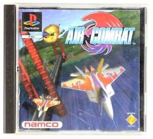Air Combat - Sony PlayStation PS One Morley Bayswater Area Preview