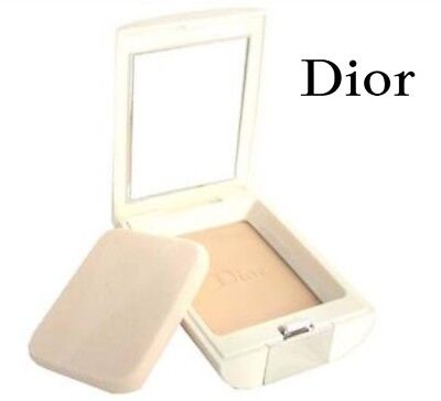 DIOR SNOW WHITENING POWDER FOUNDATION COMPACT SPF25 OIL-FREE NEW **CHOOSE** (Compact Powder Foundation)