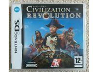 Nintendo DS game: Civilization Revolution
