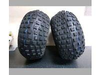 Suzuki lt50 tyres new