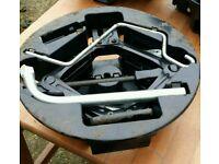 FIAT 500 JACK KIT Excellent condition