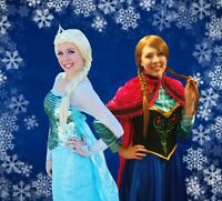 FROZEN BIRTHDAY PARTIES, Princess Anna or Elsa parties!