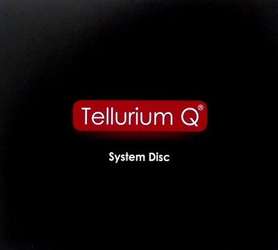 TELLURIUM Q - AUDIO + KABEL EINBRENN-CD - SYSTEM ENHANCEMENT DISC