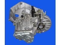 Fiat ducato 6 speed gearbox fully reconditioned