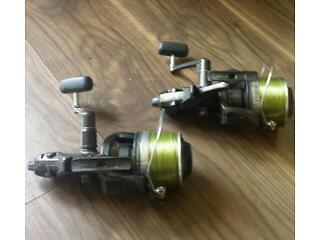 Shimano long cast big bait runners