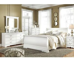 Ashley King bed set