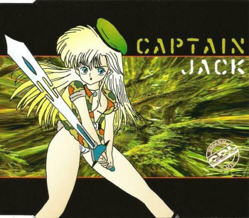 cd single - Captain Jack - Captain Jack