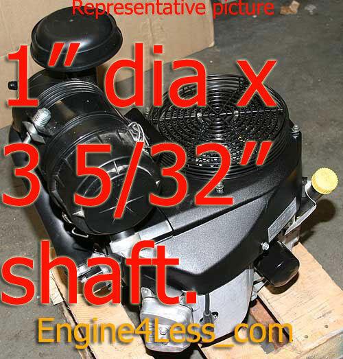 Kawasaki FH721V FH721V FS18 R 25HP 25 HP Lawn Tractor Rider Mower Engine Motor