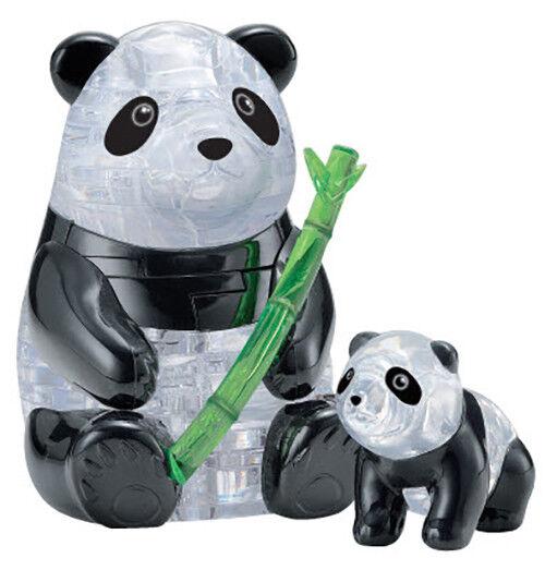 Neu Crystal Puzzle Pandapaar 3D Puzzles Kristallpuzzle Kristall Puzzle!179