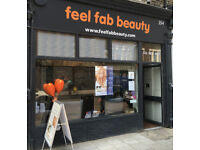 EXPERIENCED BEAUTY THERAPIST WANTED FOR EARLSFIELD SALON - WEEKENDS