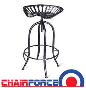 Industrial Tractor bar stools -  great for cafe and home Silverwater Auburn Area Preview