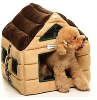 Dog Bed House Cat House Gift Bed Pen Pad Cat Bed Pet Bed