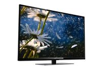 """Polaroid 40"""" LED TV BUILT IN USB PLAYER HD FREEVIEW FULL HD 1080P"""