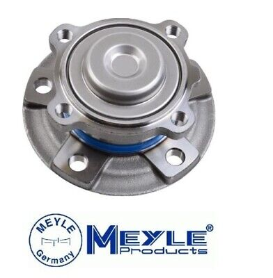 For BMW F22 F30 435i Front Left or Right Axle Bearing w/ Wheel Hub Assy Meyle