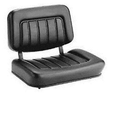 Wise Vinyl Forklift Seat Yale Hyster Cat Mitsubishi Clark 16.5 X 21 X 21