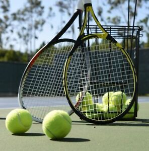 Tennis lessons for kids and adult!