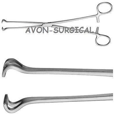 Babcock Forcep 7.50 Surgical Instrument Atraumata Tissue And Organ Grasping Fcp