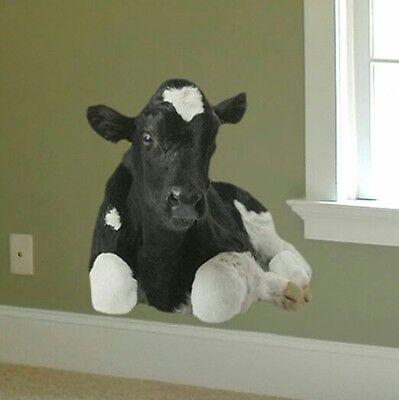 Tatouage cow Dry Rub Transfer